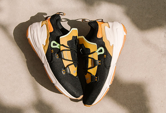 Nike React Sertu Club Gold / Black