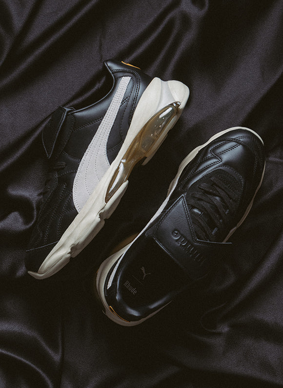 Puma x RHUDE Cell King / Puma Black