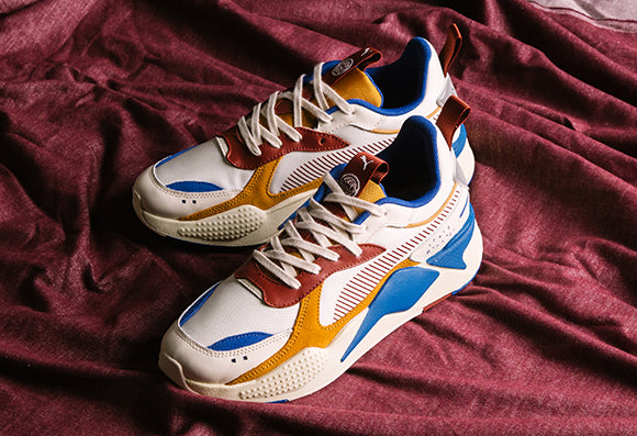 Puma RS-X Tyakasha / Whisper White (371027-01)