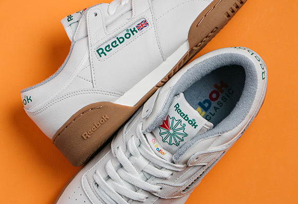 Reebok Affiliates x Ol Polloi Workout Clean
