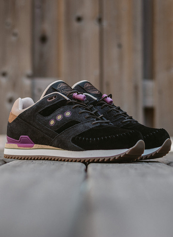 Saucony x Lapstone & Hammer Courageous Moc / Navy