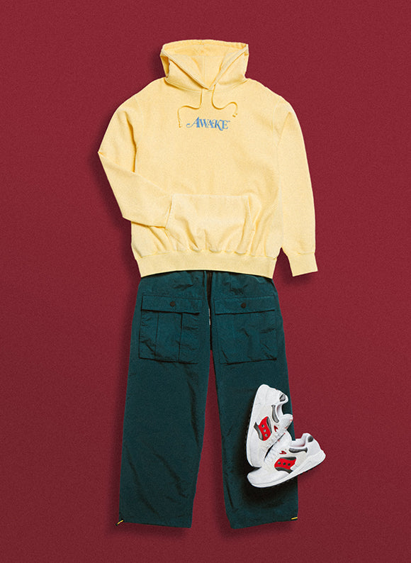 saucony jazz 4000 outfits