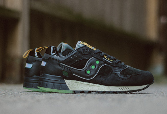 Saucony Shadow 5000 Dreamland Black / Glow In The Dark