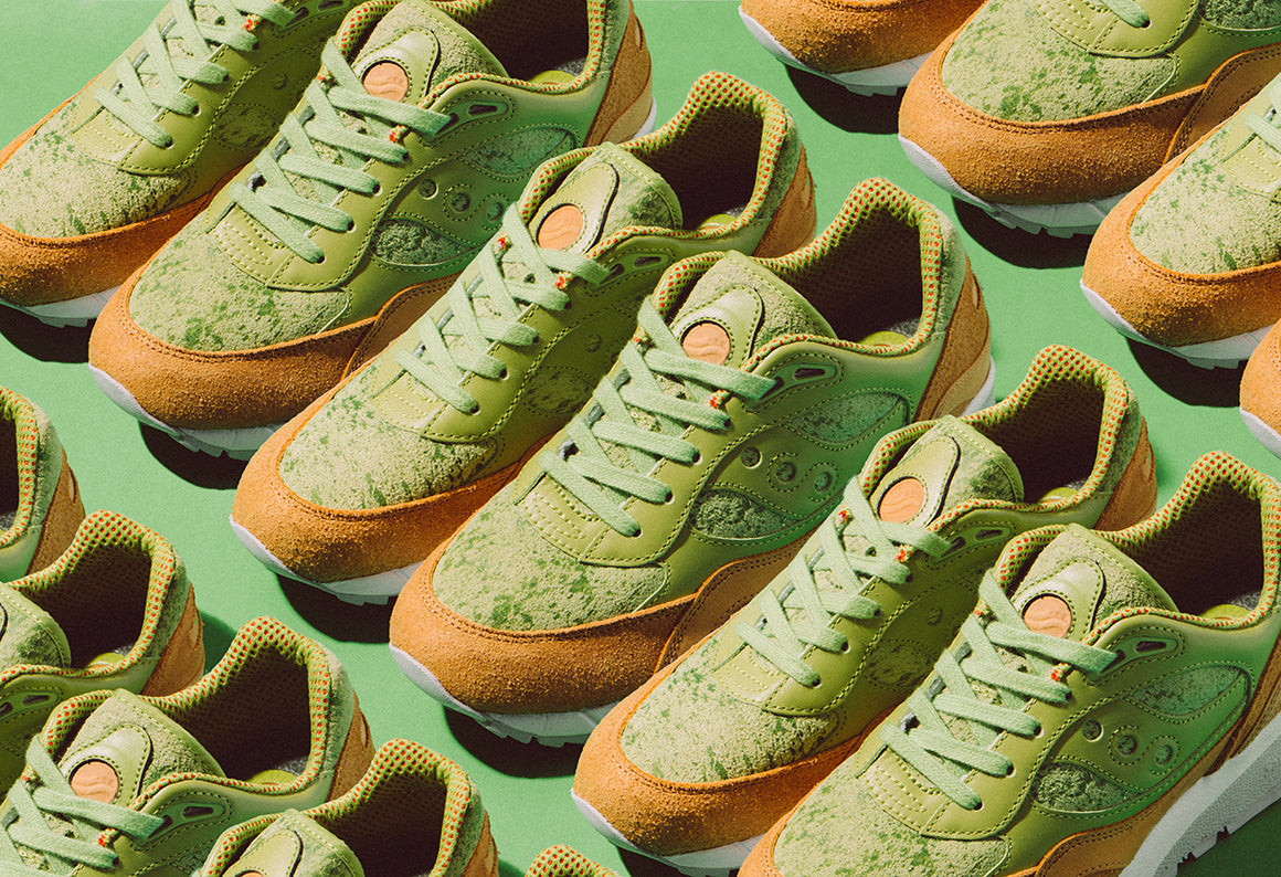 Saucony Shadow 6000 Avocado Toast / Avocado