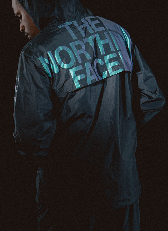The North Face Cultivation Rain Jacket / Black