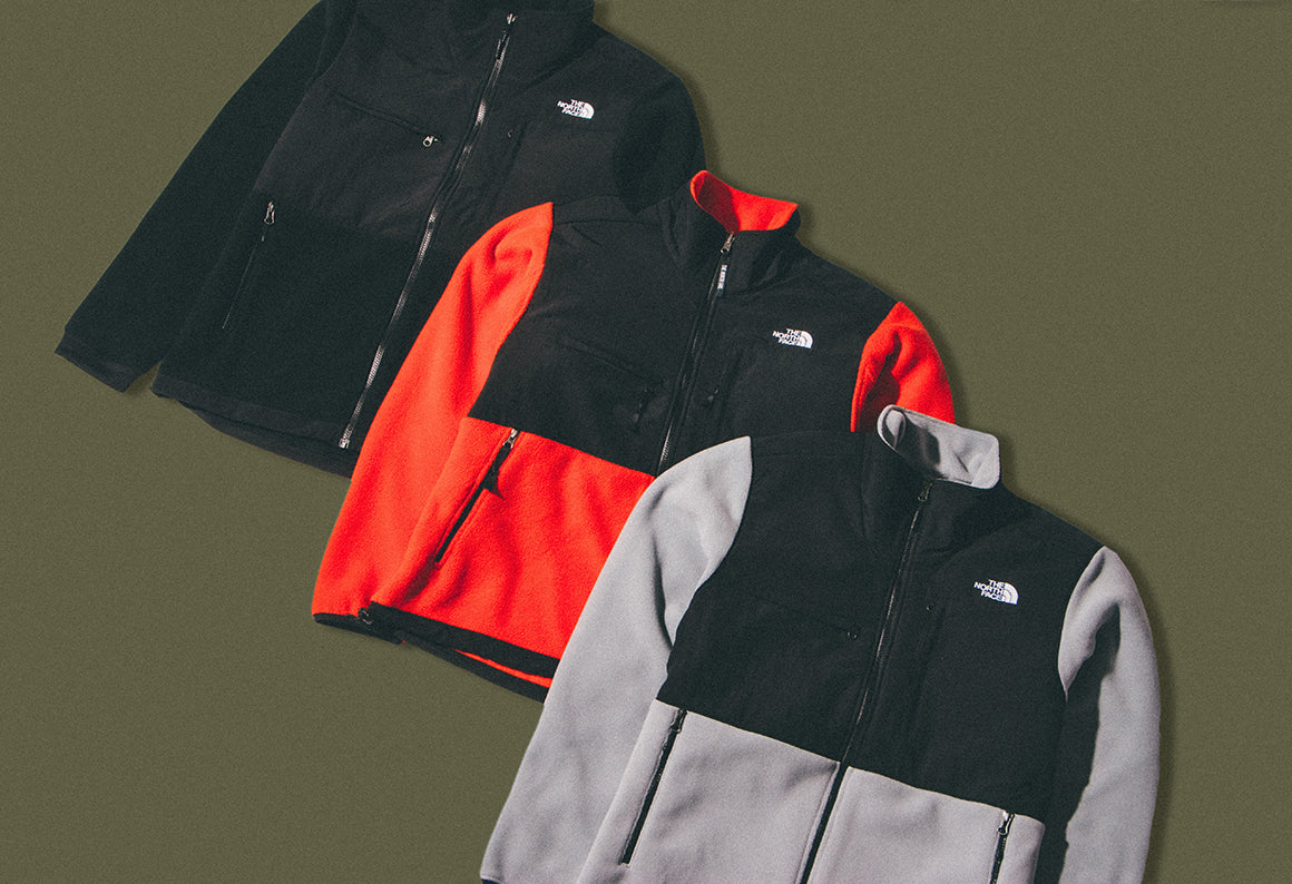 north face denali