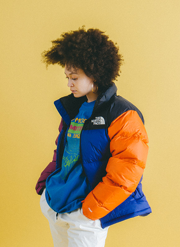The North Face 1996 Retro Nuptse Jacket / Aztec Blue