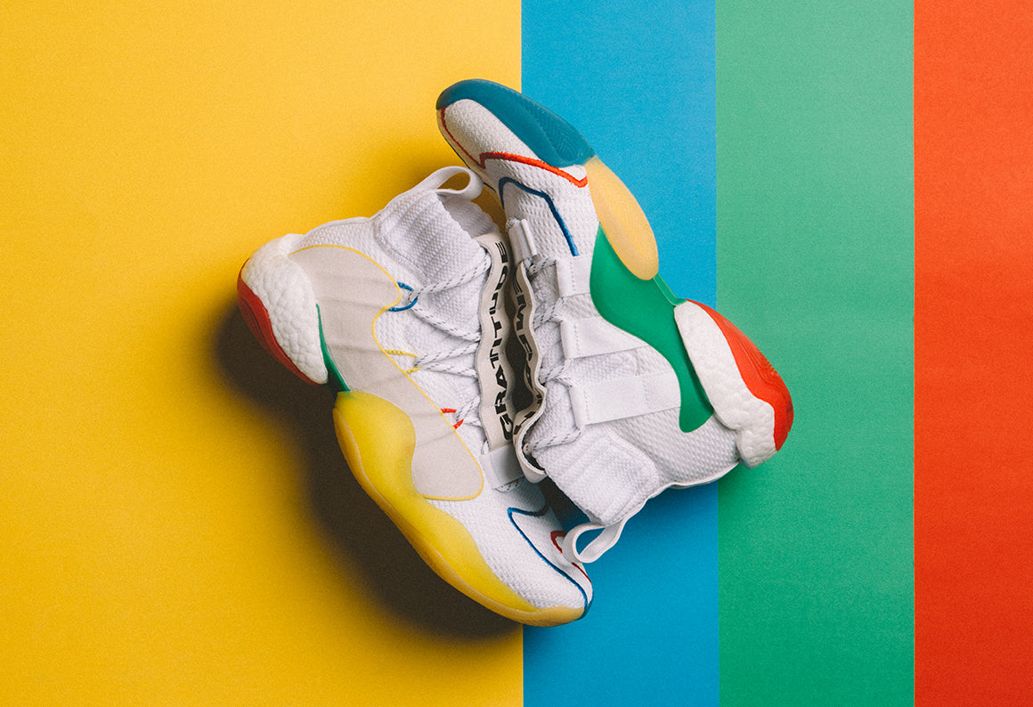 adidas by Pharrell Williams BYW LVL X / White
