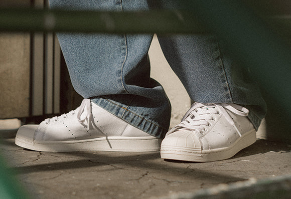 adidas The Superstan / White