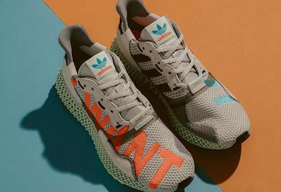 adidas ZX 4000 4D / Grey One (EF9624)