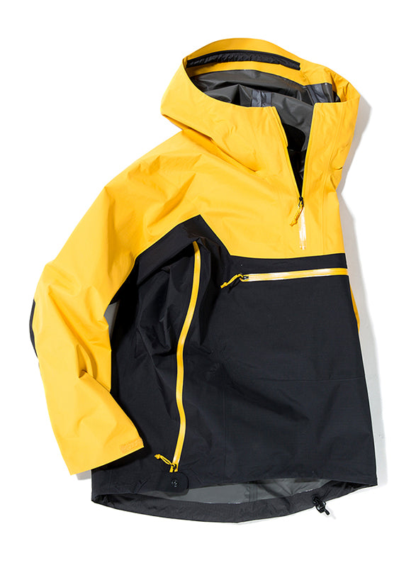Arc'teryx Alpha SL Pullover Exclusively For Livestock / Concrete Amber