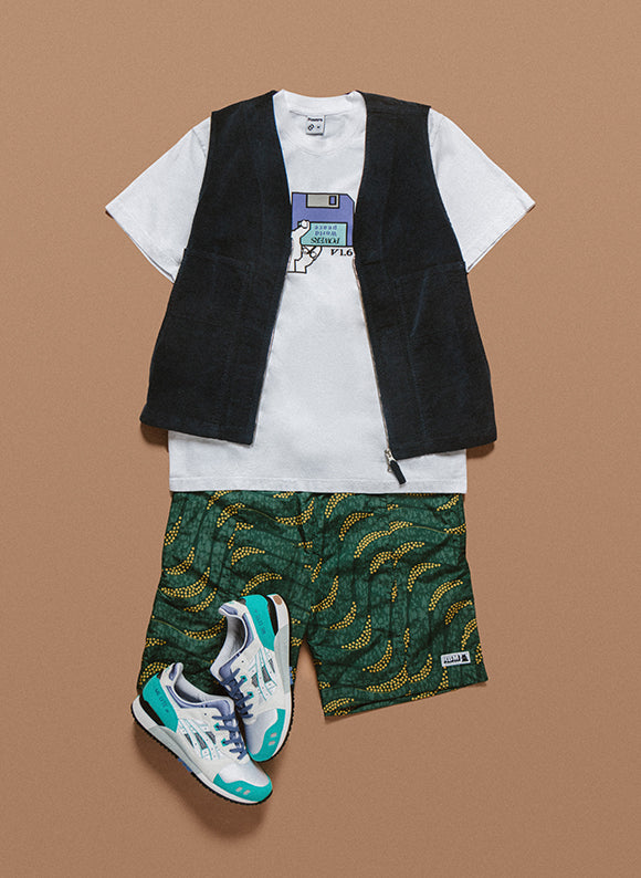 asics outfit