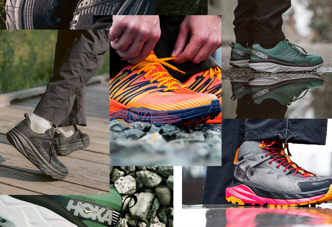 hoka one one collection