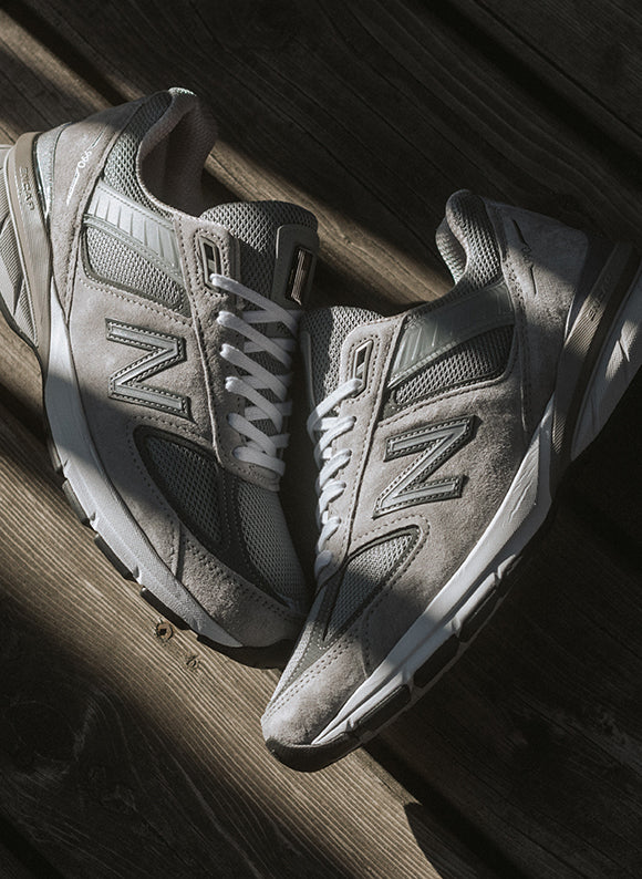 New Balance M990GL5 Made in the USA / Grey 2