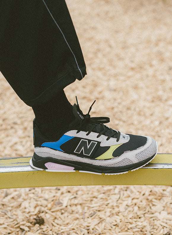 New Balance MSXRCTLC X-Racer Rain Cloud / Black