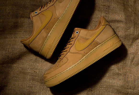 Nike Air Force 1 '07 Flax / Wheat-Gum