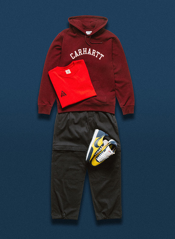 nike tailwind outfit