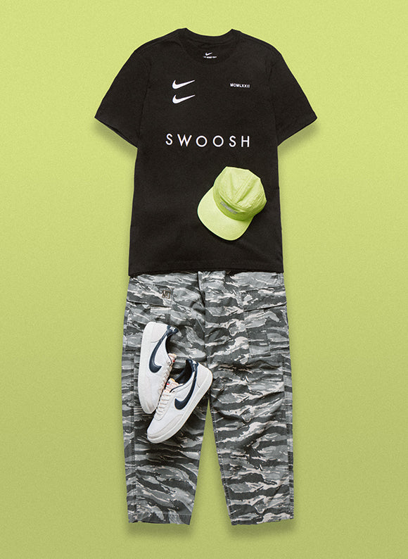nike killshot outfit grid