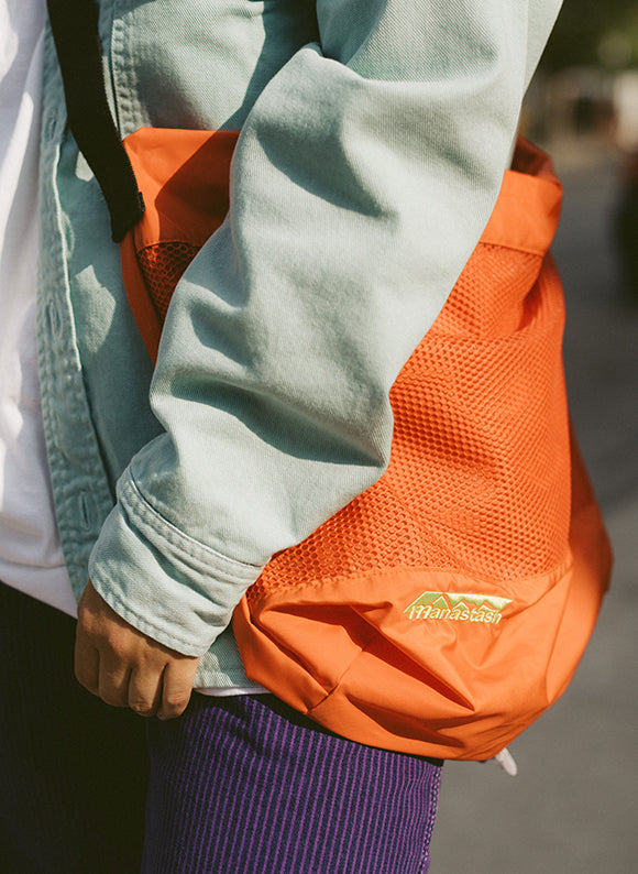 Manastash Fog Messenger / Orange