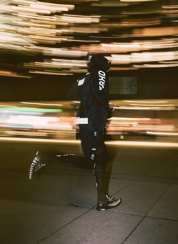 The adidas x NBHD Run City collection