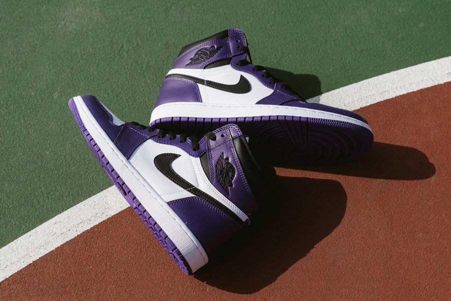 jordan 1 purple raffle