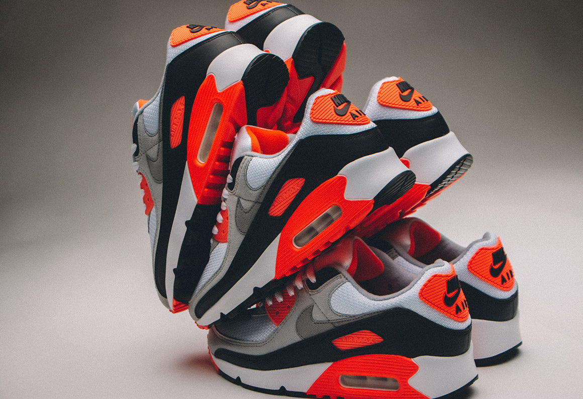 Nike Air Max III Radiant Red - Nov 26