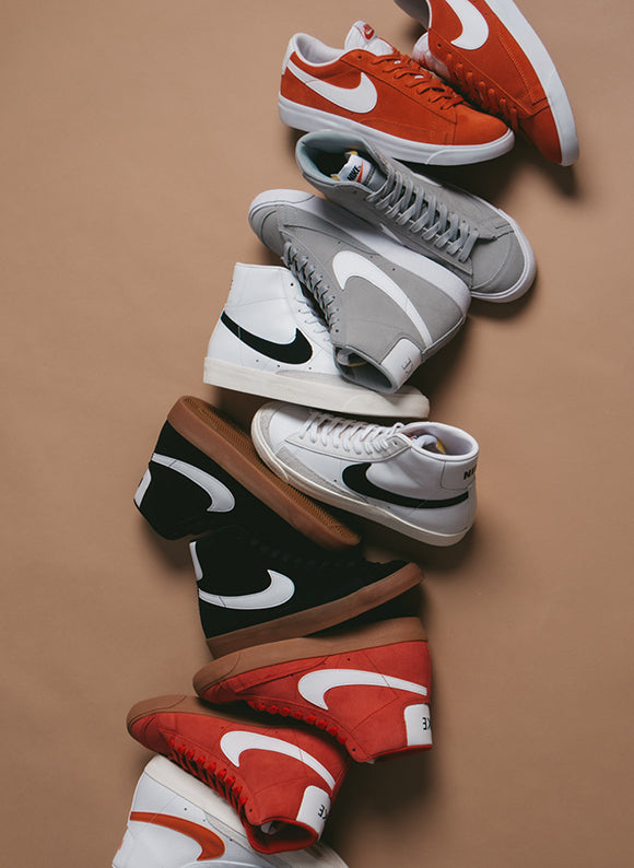 nike blazer group - dec 24