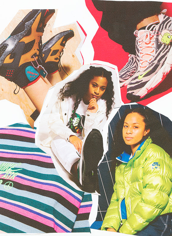 Nike x Olivia Kim Collection