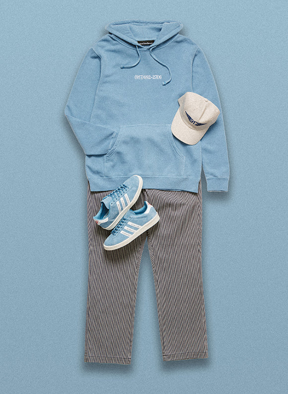 adidas by human made campus outfit grid