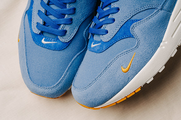 Nike Air Max 1 Premium / Work Blue