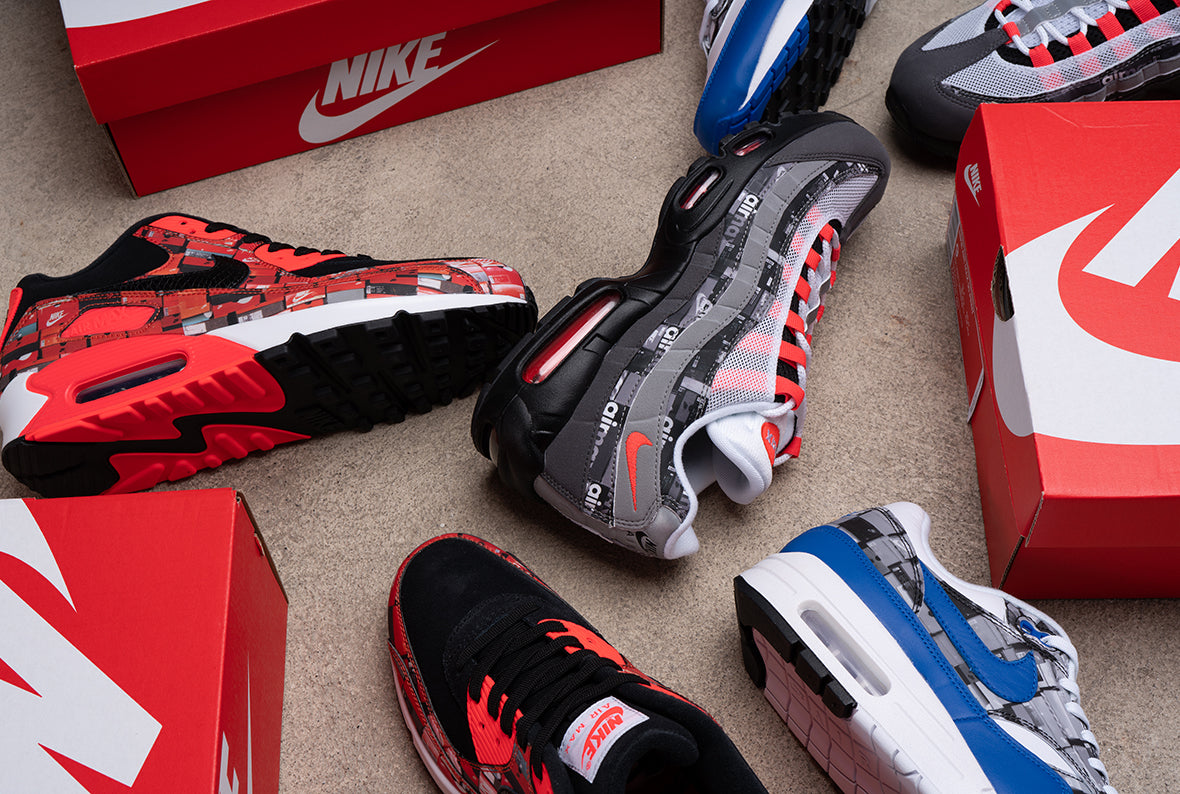 Nike Air Max X Atmos Box Pack QS