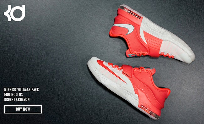 huge selection of ab5e8 89c06 NIKE KD VII XMAS PACK