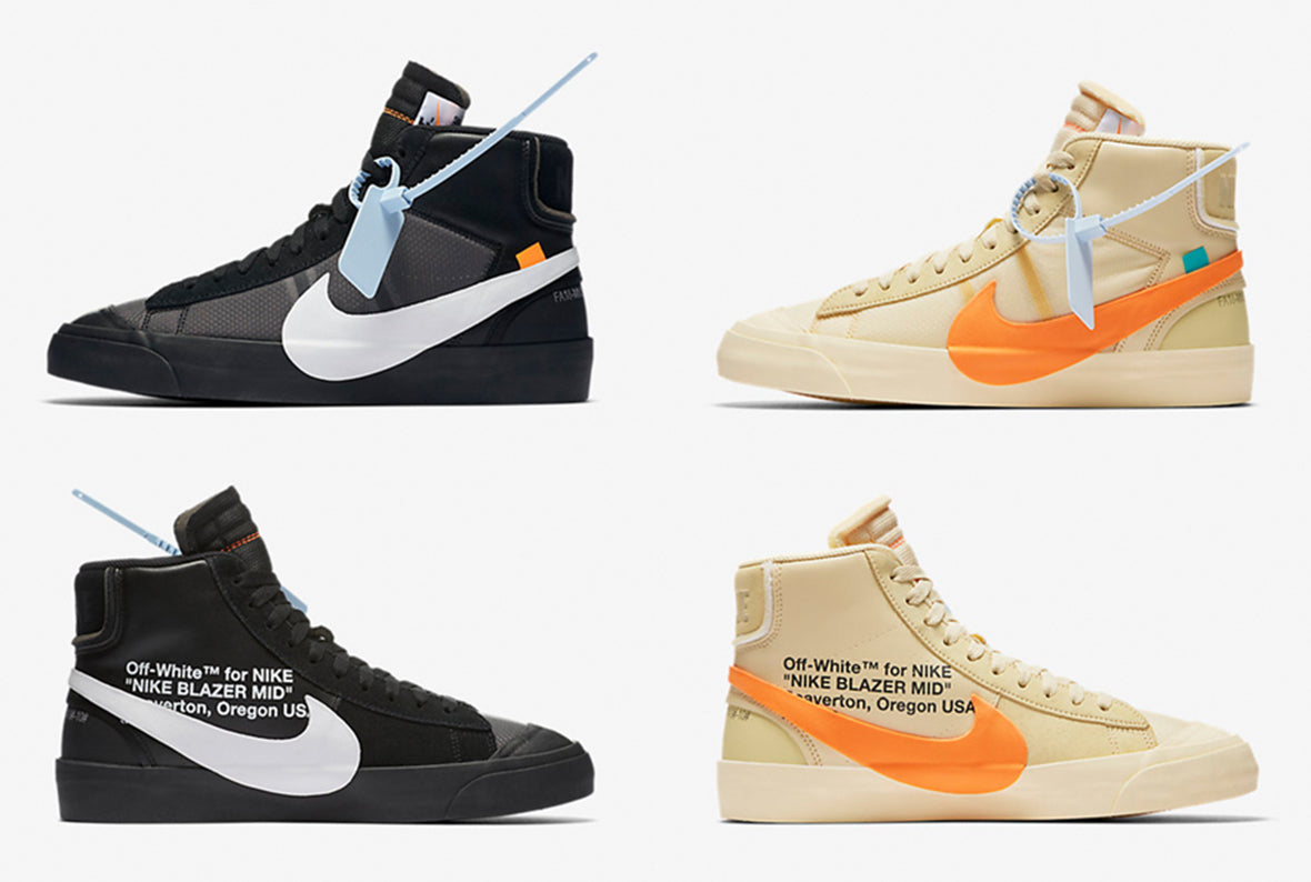 Nike x Off-White The Ten: Blazer