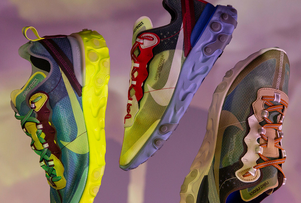 Nike x Undercover React Element 87 | RAFFLE