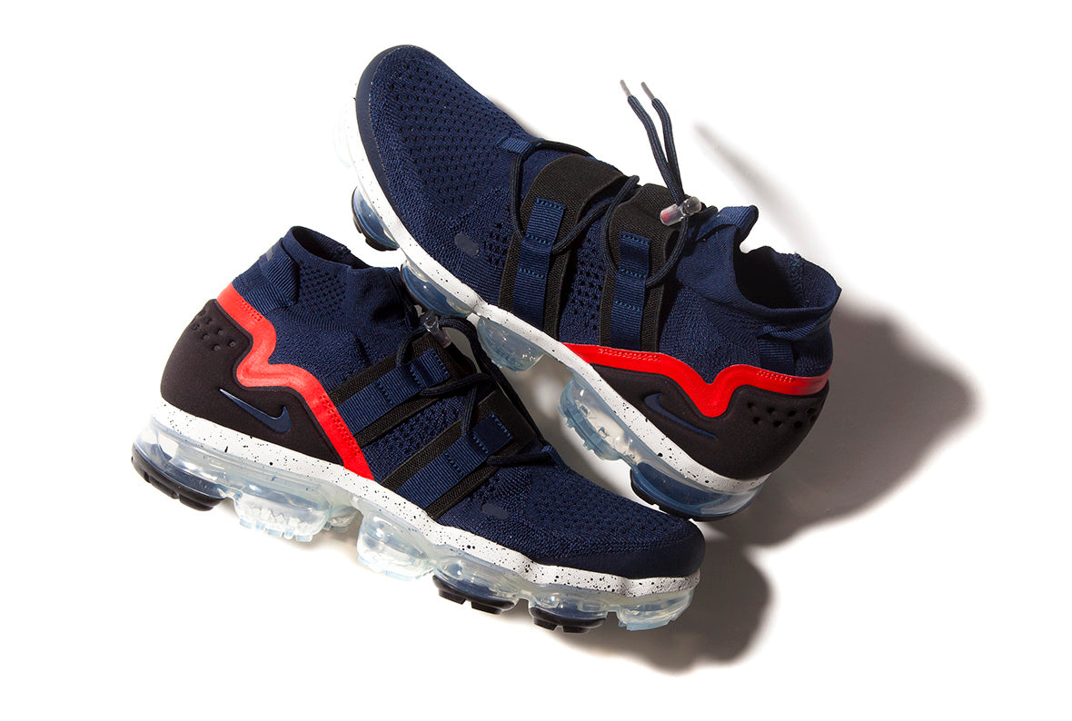best authentic 6d60b fe995 NIKE AIR VAPORMAX FLYKNIT UTILITY  COLLEGE NAVY