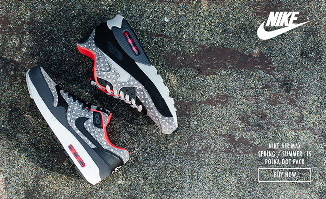 best sneakers 58352 7c1bd NIKE AIR MAX 90 AND AIR MAX 1 LEATHER PREMIUM – Deadstock.ca