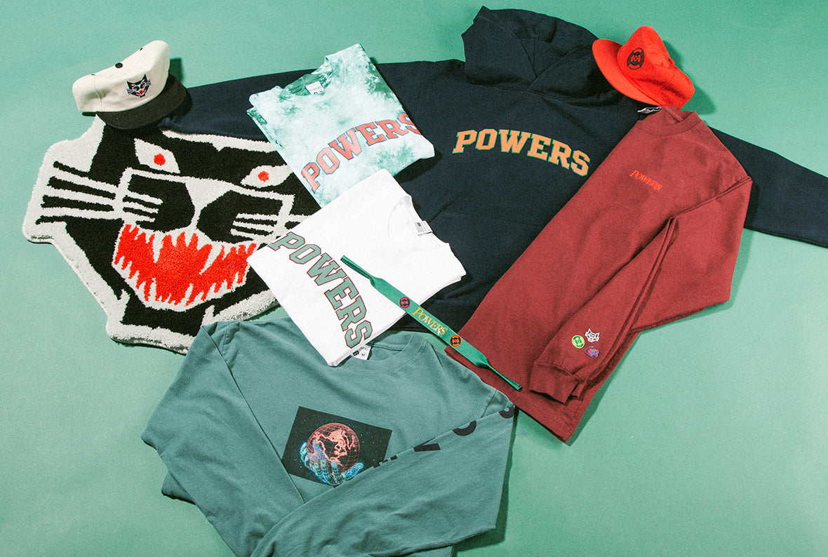 POWERS Supply | New Arrivals