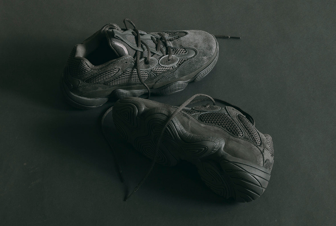 adidas Originals Yeezy 500 / Utility Black