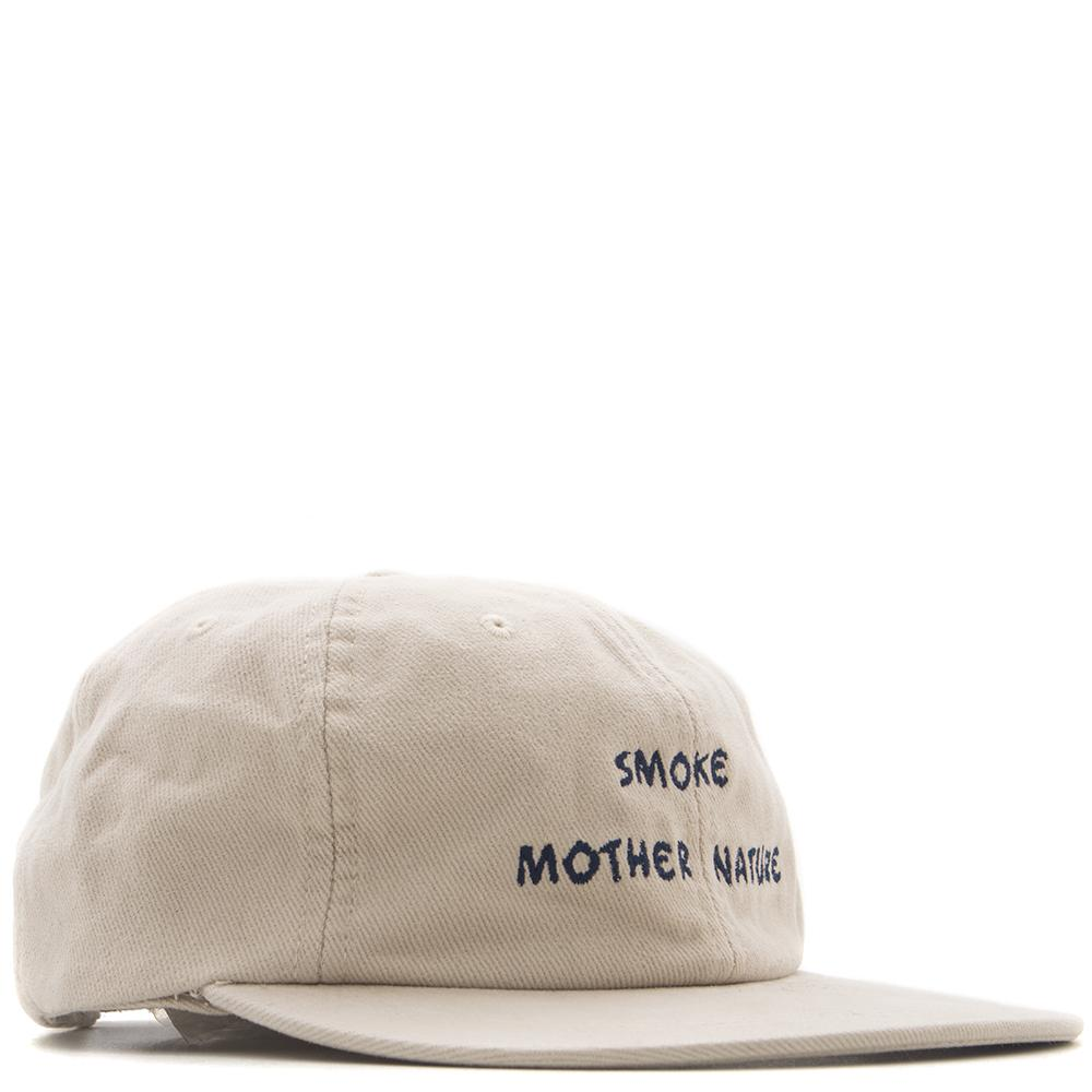MISTER GREEN SMOKE MOTHER NATURE CAP / NATURAL