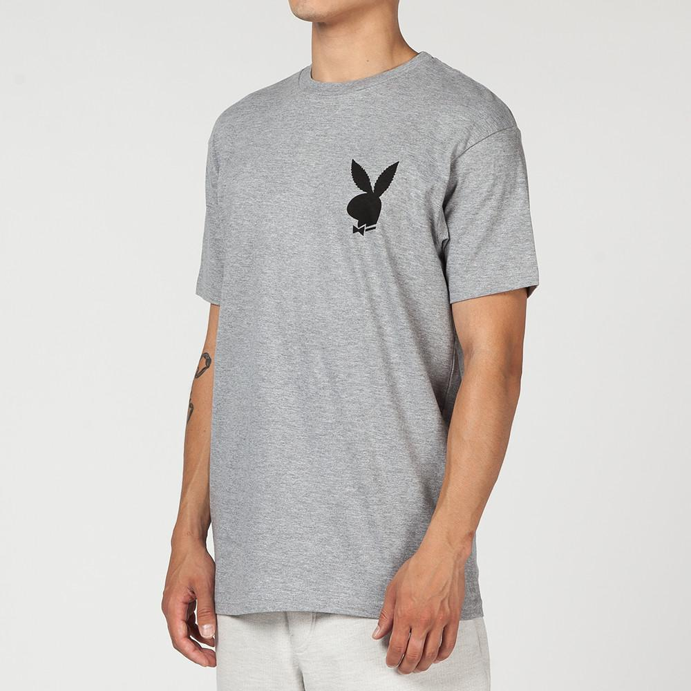 MISTER GREEN LEAF EARS T-SHIRT / HEATHER
