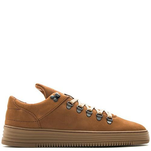 FILLING PIECES MOUNTAIN CUT ALL LEATHER / CACAO - 1