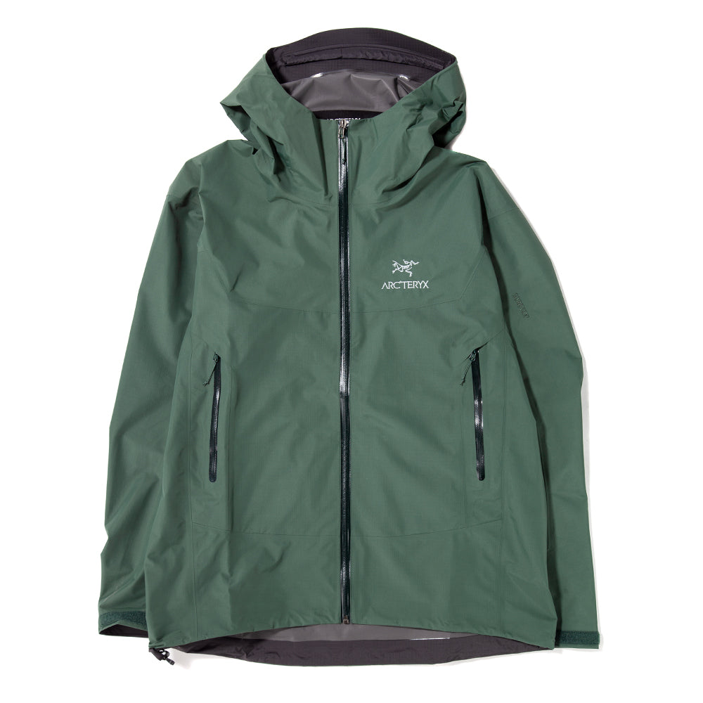 Style code 10968-CYP. Arc'teryx Beta SL Jacket / Cypress