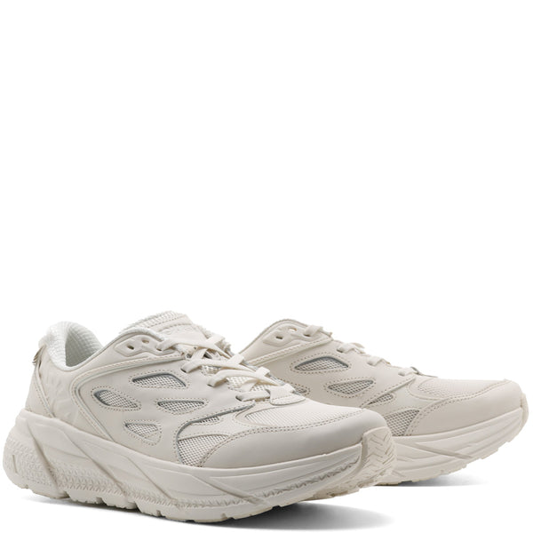 Hoka One One Clifton Lifestyle Leather / Tofu