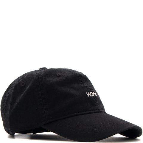 Style code 118108037083BLK. WOOD WOOD LOW PROFILE CAP / BLACK