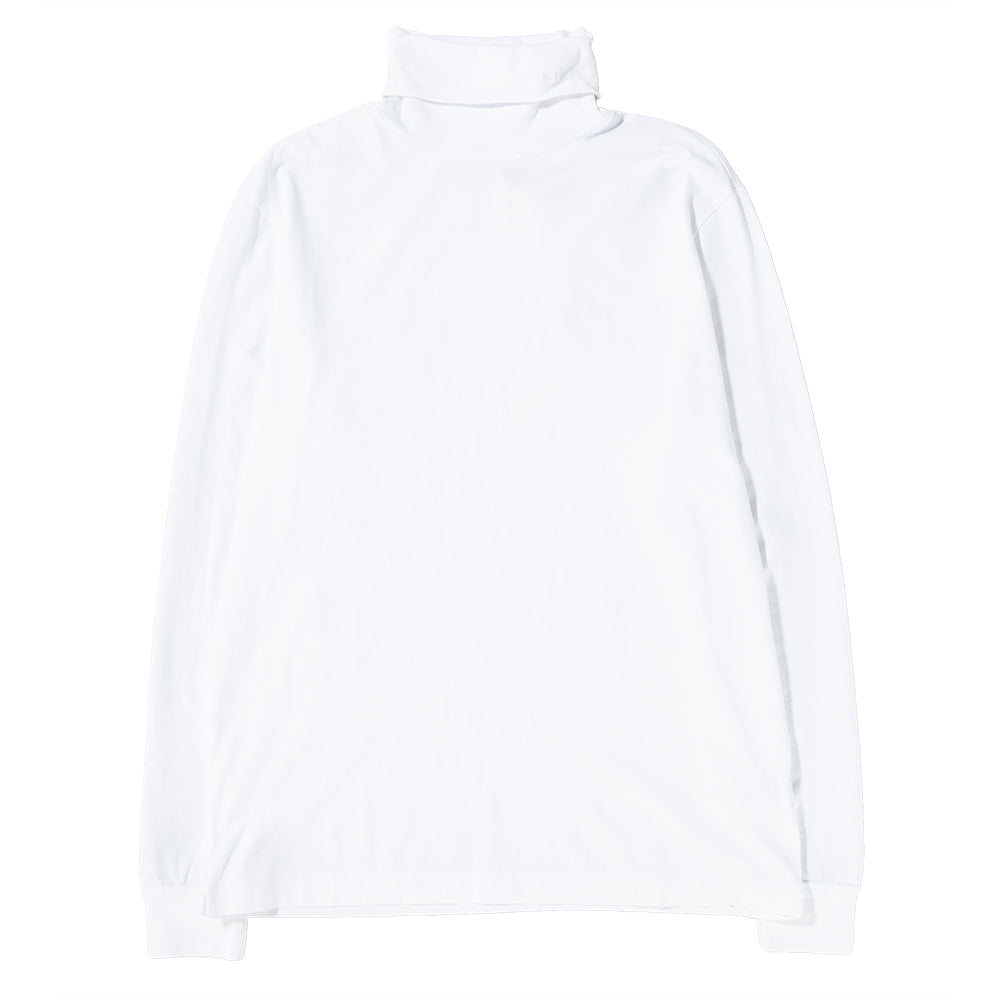 Style code 118354012334BRW. Wood Wood Austin Turtleneck / Bright White
