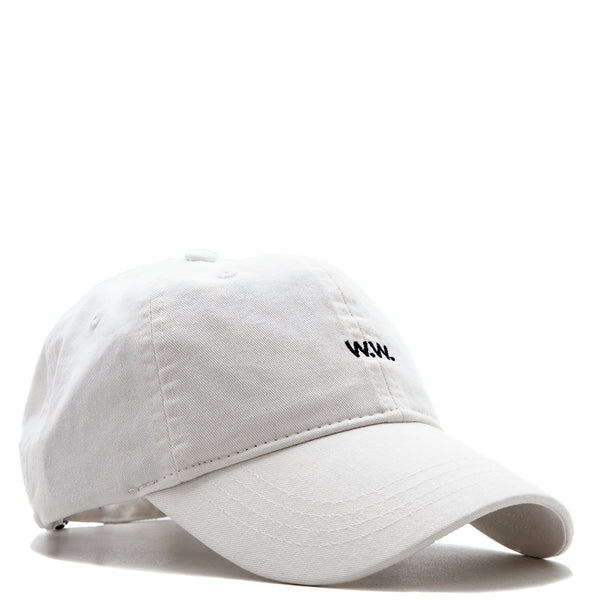 119108037083OFF Wood Wood Low Profile Cap / Off-White