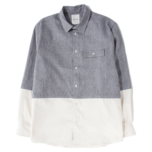 119153061144OFF wood wood arthur button up shirt / off white