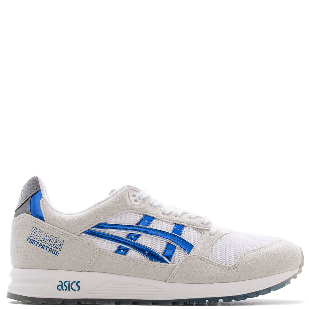 ASICS x Footpatrol Gel-Saga / White