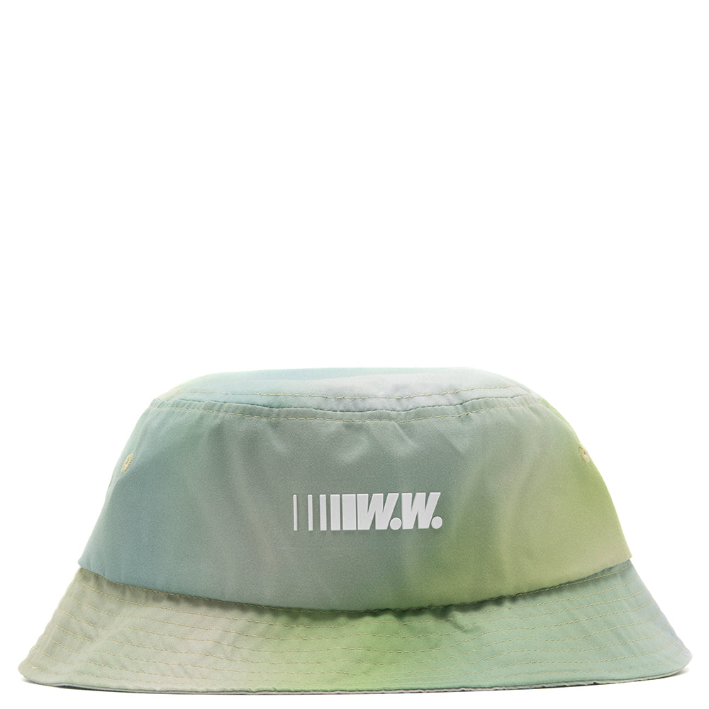 Wood Wood Bucket Hat / Green