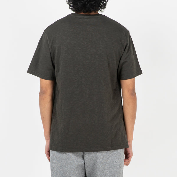 Wood Wood Slater T-shirt / Dark Green